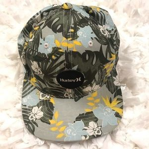 Hurley Tropical Flower Hat